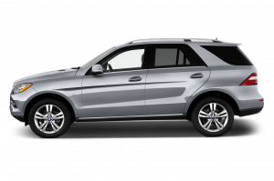 Mercedes-Benz ML SUV (BM 164)