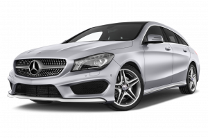 Mercedes-Benz CLA Shooting Brake (BM 117)