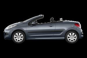 Peugeot 207 Cabrio
