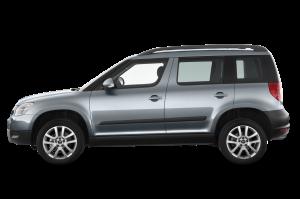 Skoda Yeti SUV (5L)