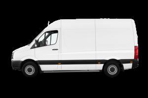 Volkswagen Crafter Van (2E)