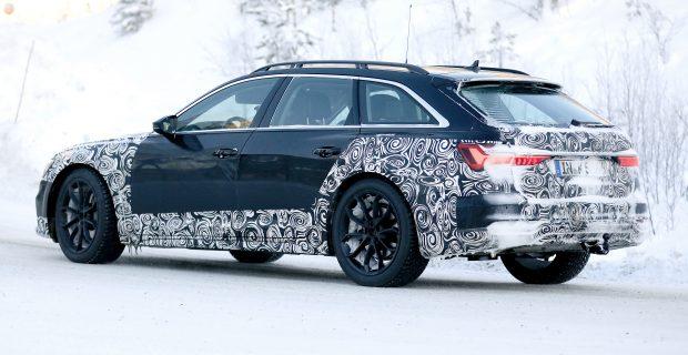Audi A6 Allroad.