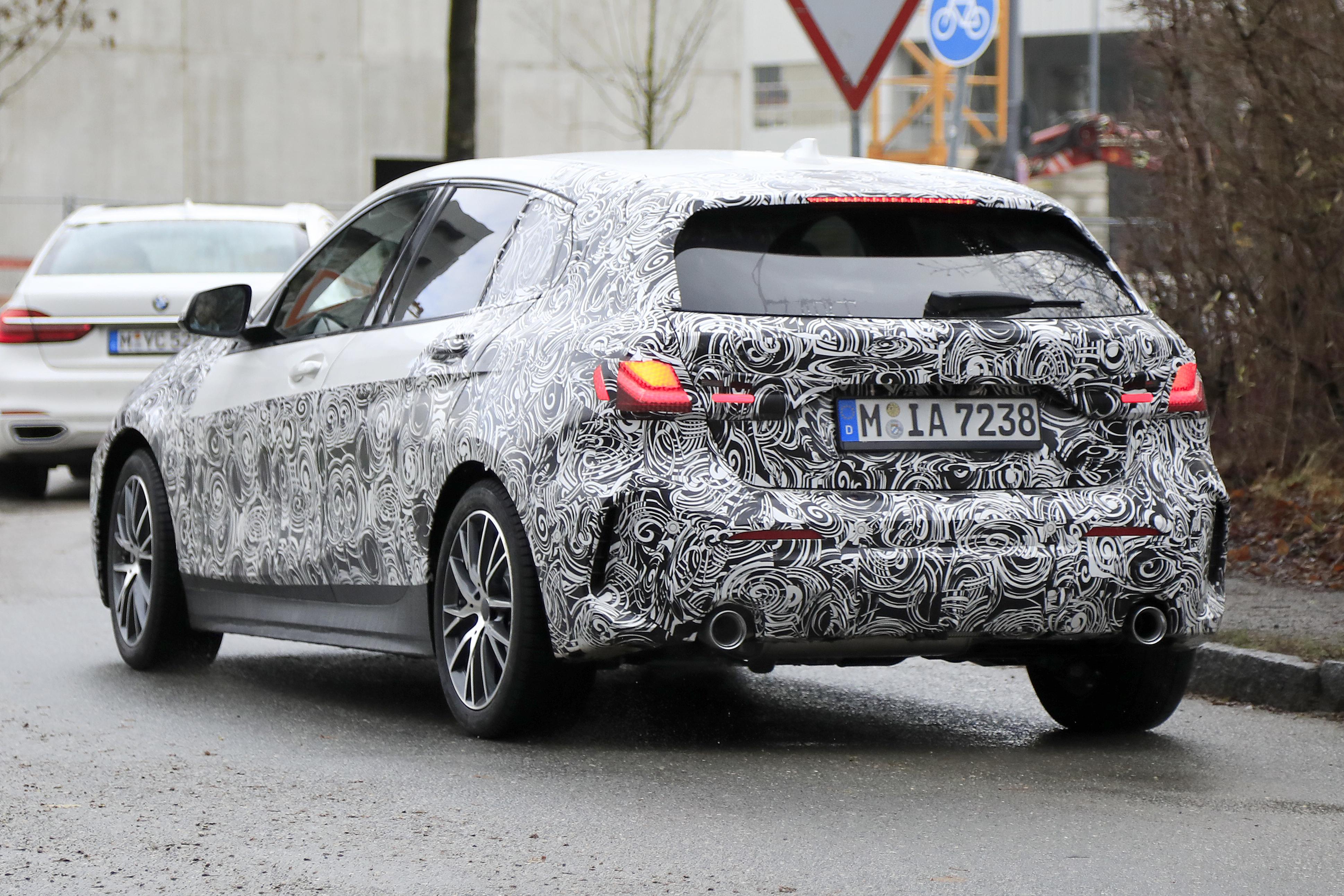BMW 1er.