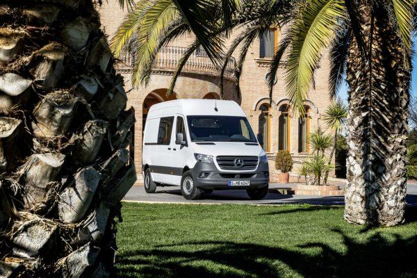 Mercedes-Benz Sprinter Kastenwagen.