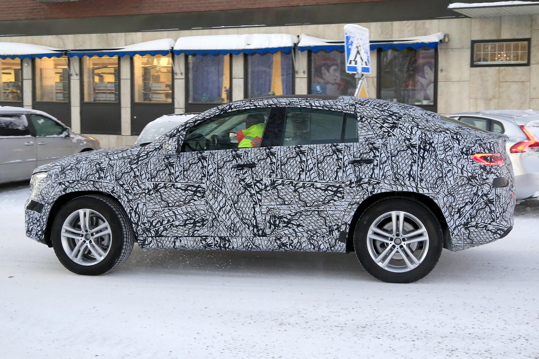 Mercedes-Benz GLE Coupé.