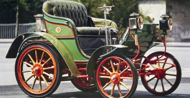 120 Jahre Autobau bei Opel (1): Der Lutzmann legte den Grundstein