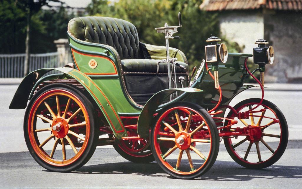 Opel Patentmotorwagen (1899).