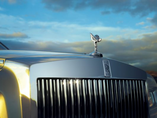 Rolls-Royce Phantom.