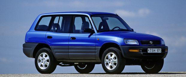 Toyota RAV4 (1995).