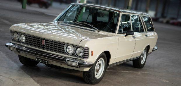 Maximal vier Exemplare vom Fiat 130 Familiare wurden jemals gebaut - als Serienmodell gab es den Kombi nie.