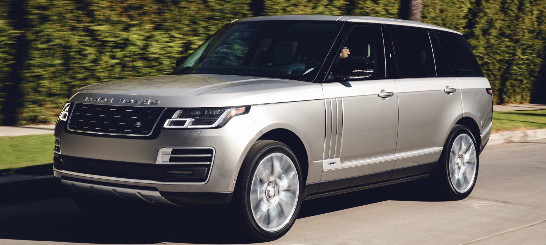 Reisefährt mit hohen Offroad-Fähigkeiten: Der Range Rover hat einen neuen Diesel-V6 unter der schicken Haube.