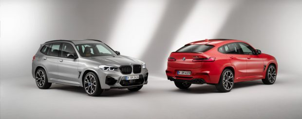 BMW X3 M Competition und X4 M Competition