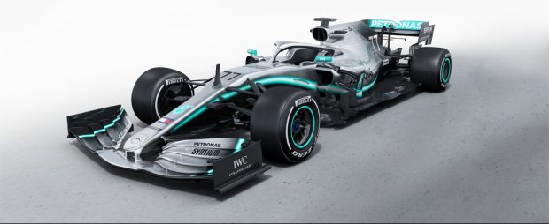 Mercedes-AMG F1 W10 EQ Power+.