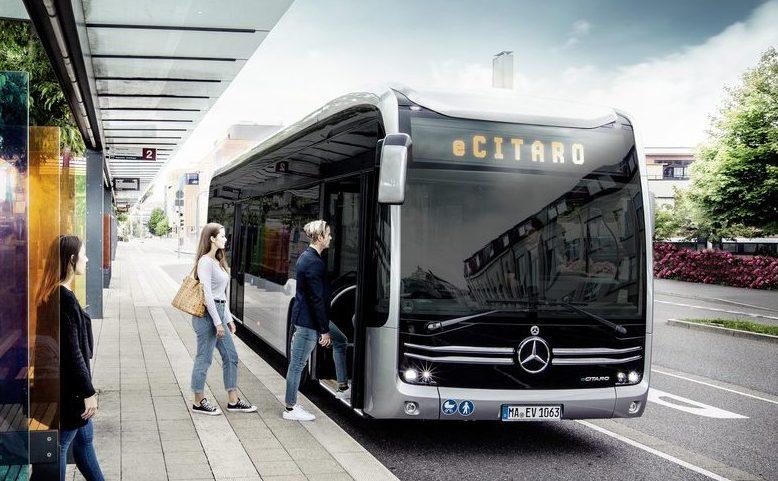 Mercedes-Benz e-Citaro.