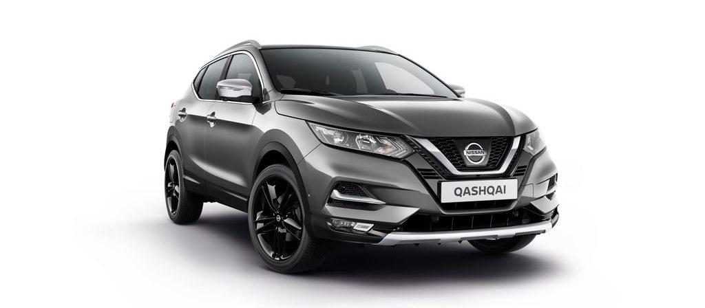 Nissan Qashqai N-Motion.
