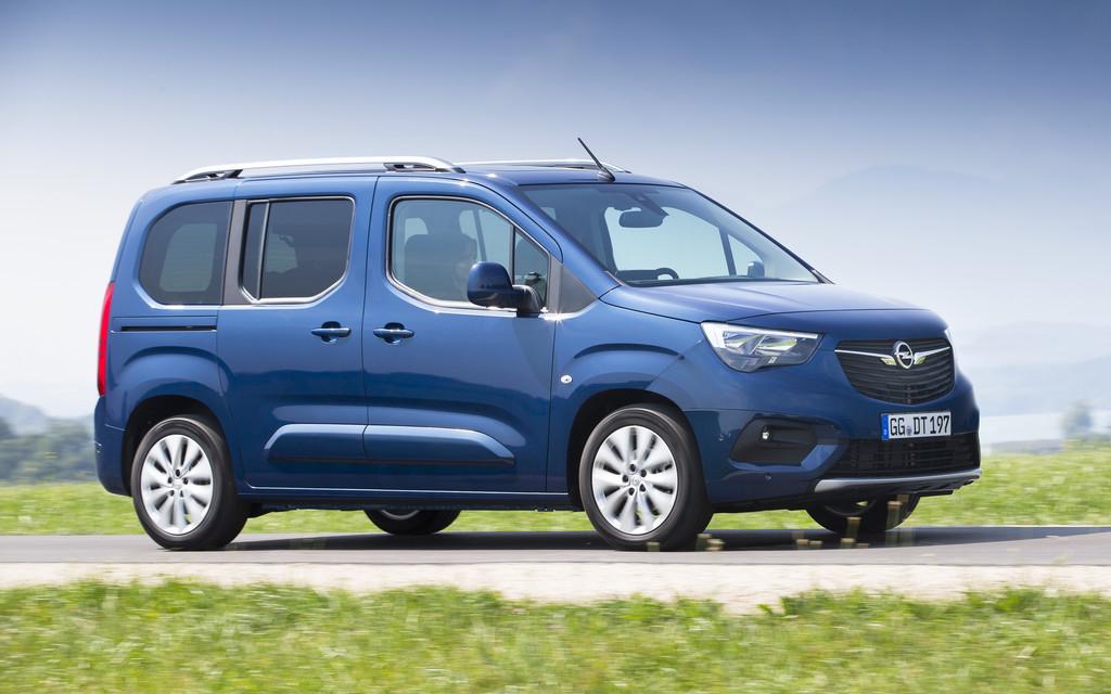 Opel Combo Life.