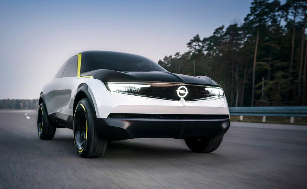 Opel Zukunftsvision GT X