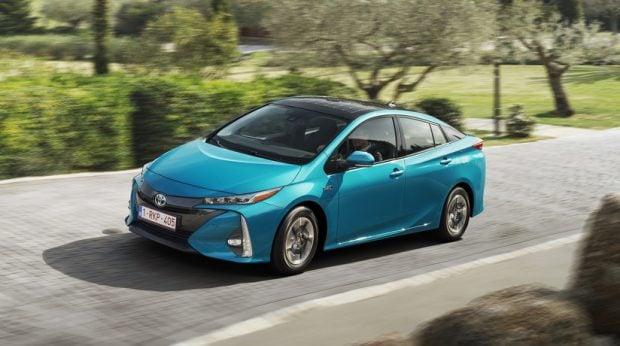 Toyota Prius unterbietet WLTP im Realversuch