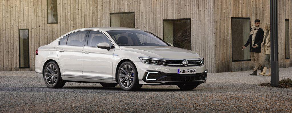 Volkswagen Passat GTE.
