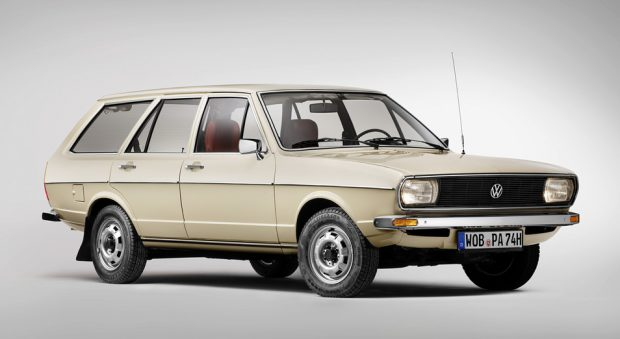 Volkswagen Passat Variant, B1 (1973).