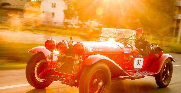 Alfa Romeo bleibt Partner bei der Mille Miglia