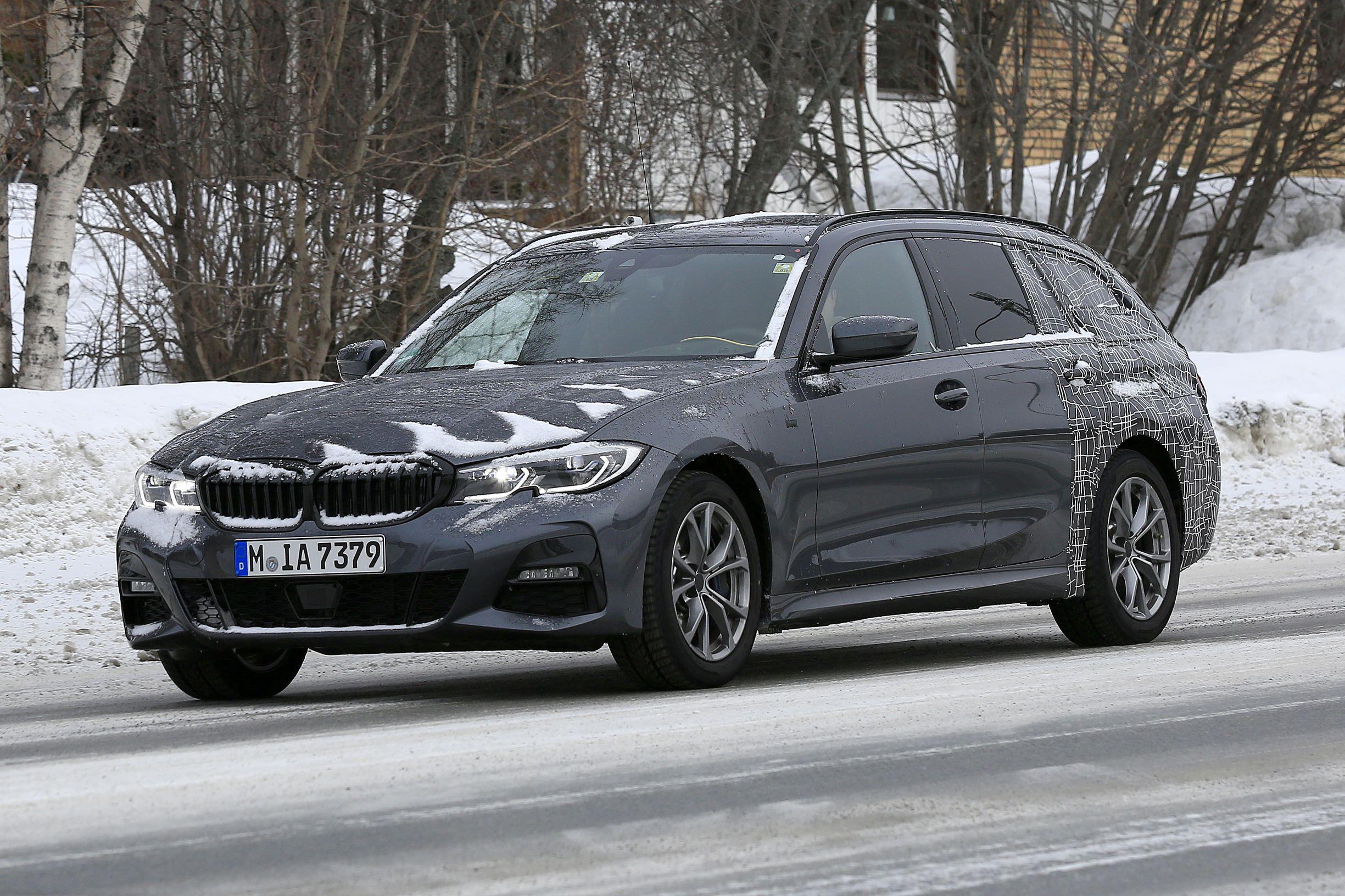 BMW 3er Touring.