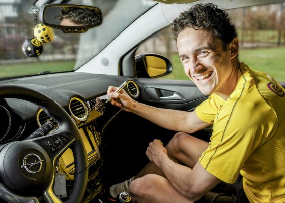 Opel feiert 110 Jahre BVB mit zwei Sondermodellen