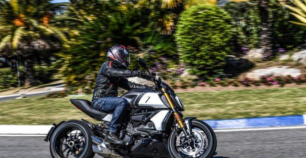 Ducati Diavel 1260: Urgewalt auf zwei Rädern