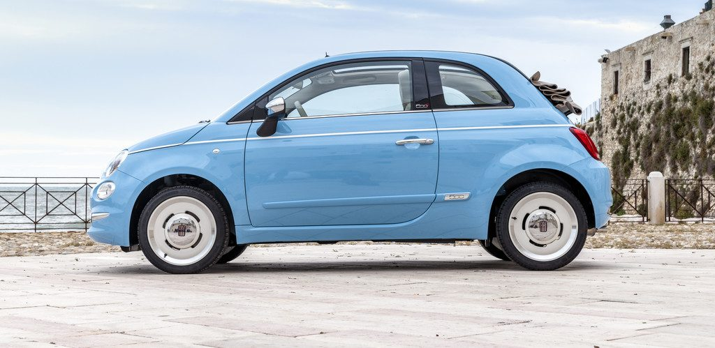 Fiat 500 Spiaggina '58.