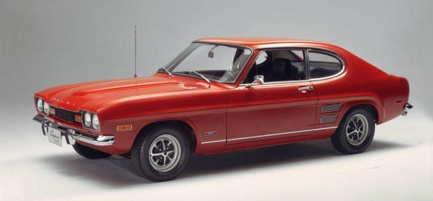 Ford Capri (1971).