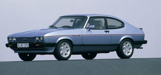 Ford Capri II (1974–1977).