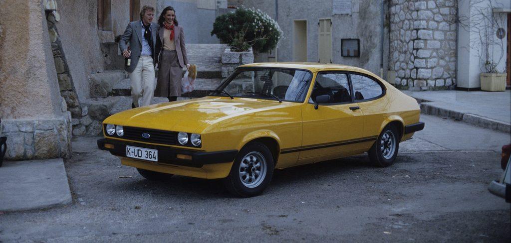 Ford Capri III (1978).