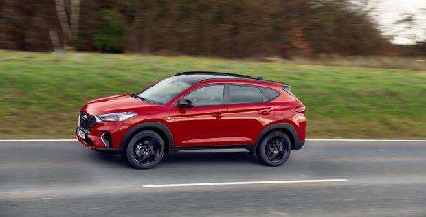 Hyundai Tucson jetzt mit Sportpaket erhältlich