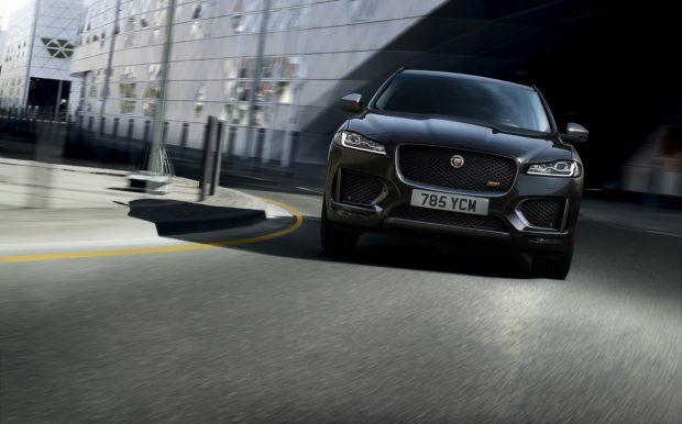 Jaguar schickt den F-Pace mit zwei Sondereditionen ins neue Modelljahr