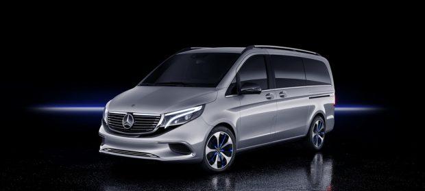 Mercedes-Benz Concept EQV.