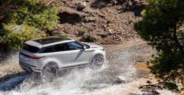 Vorstellung Range Rover Evoque: Von wegen Eulen nach Athen tragen