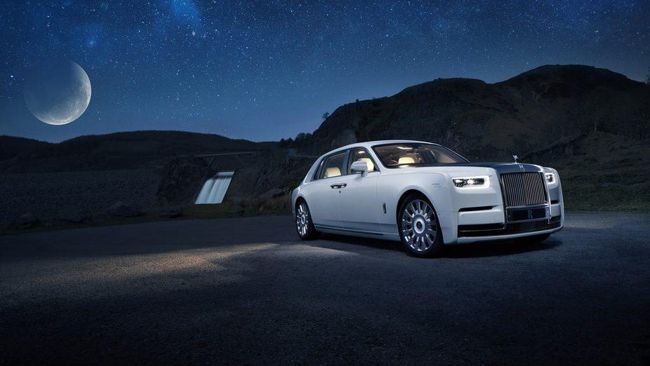Rolls-Royce Phantom Tranquillity.