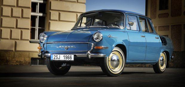 Skoda 1000 MB (1964).
