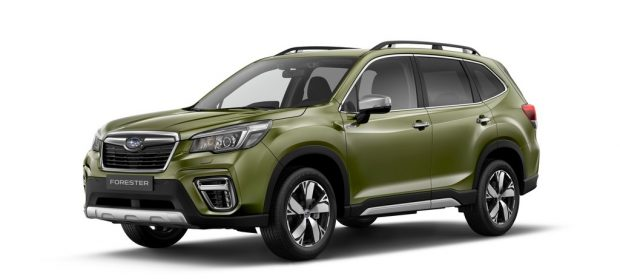 Subaru Forester e-Boxer.