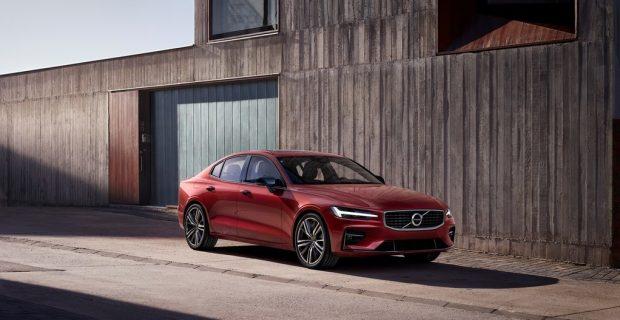 Volvo öffnet die Bücher für den S60