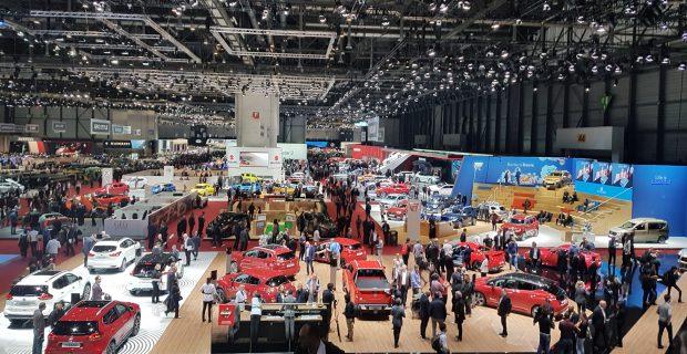 Genfer Automobilsalon 2019: Messerundgang Teil 1