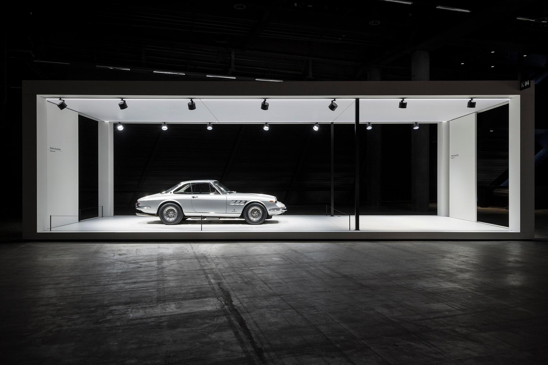 Alte Autos in schickem Glanz: Auf der IAA 2019 in Frankfurt am Main wird die Sonderschau