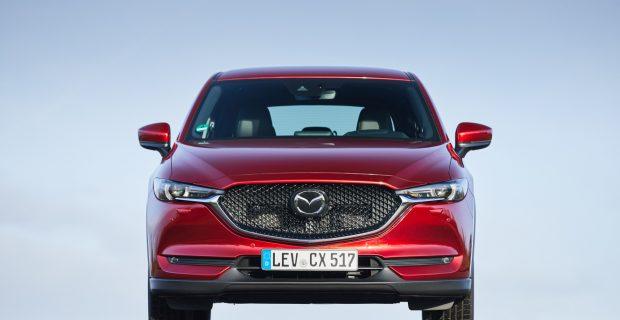 Mazda CX 5 2019 SUV Kangei PDC SHZ KAMERA HUD NAVI LED