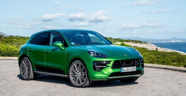 Porsche Macan S: Nach Update spürbar frischer