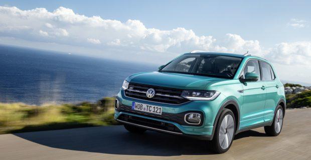 Bringt frischen Wind in die Klasse der kleinen SUV: der VW T-Cross.
