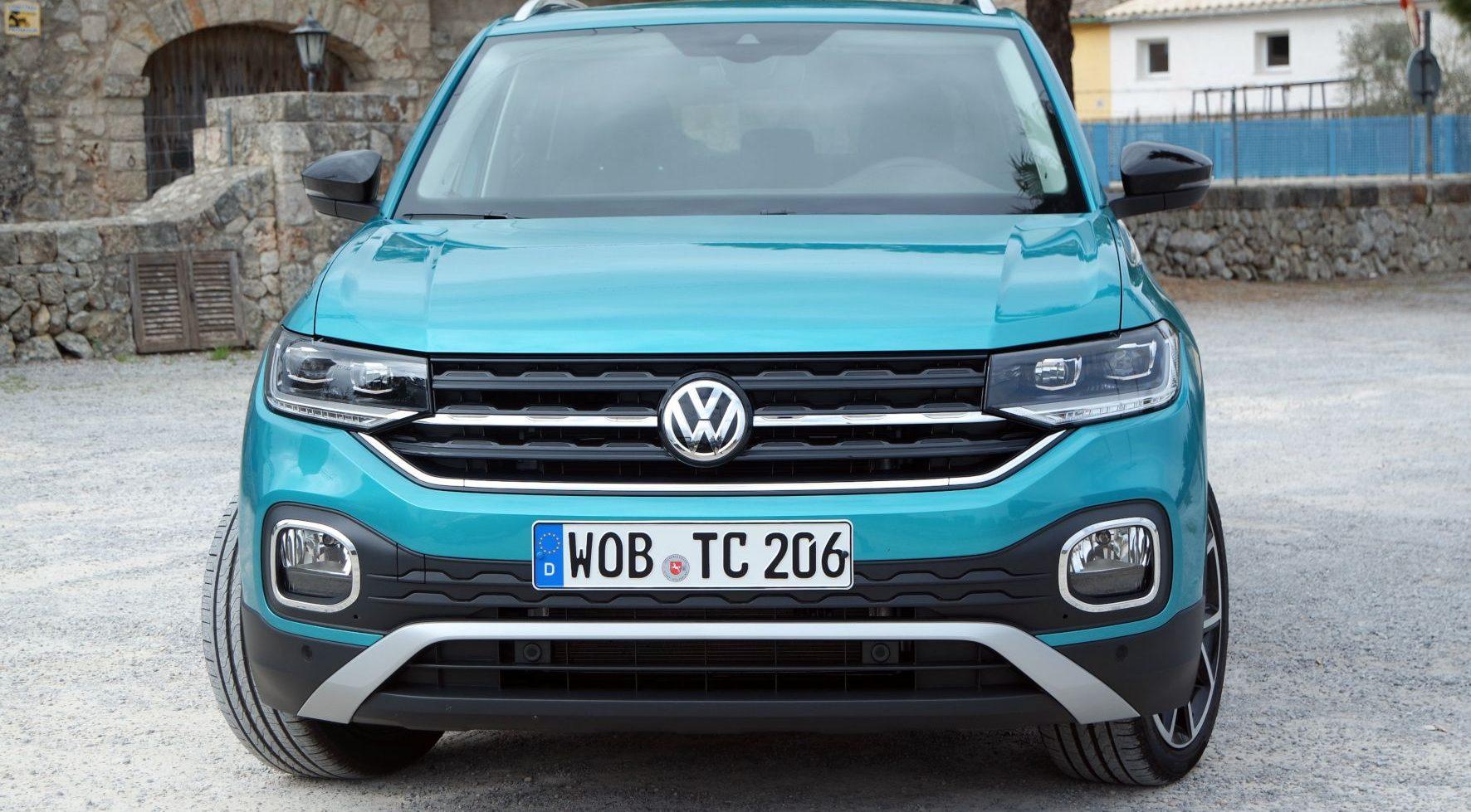 VW attestiert dem T-Cross