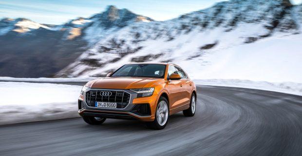 Audi Q8: Bayerns dickster Achter