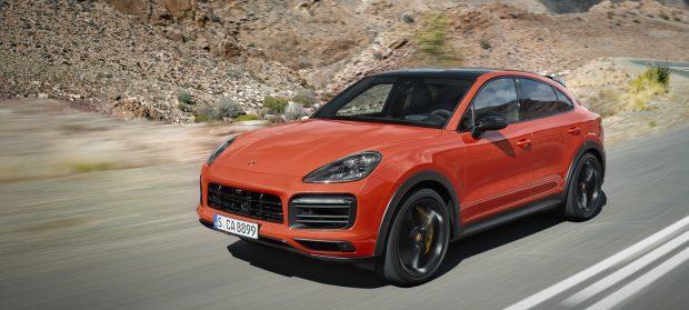 Cayenne Coupé: Porsches Lifestyle-SUV