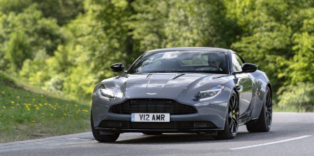 Fahrbericht Aston Martin DB11 AMR: Edel und stark