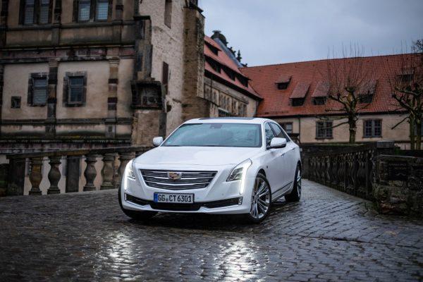 Fahrbericht Cadillac CT6 3.0 TT
